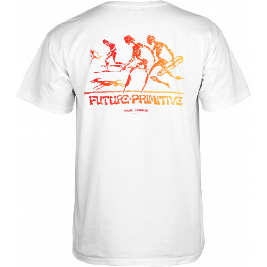 Powell Peralta Future Primitive SE T-shirt - White