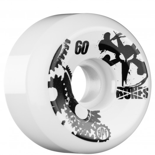 BONES WHEELS SPF Gear Head 60mm (4 pack)