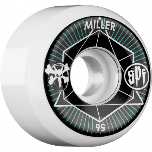BONES WHEELS SPF Pro Miller Intersection 56mm (4 pack)