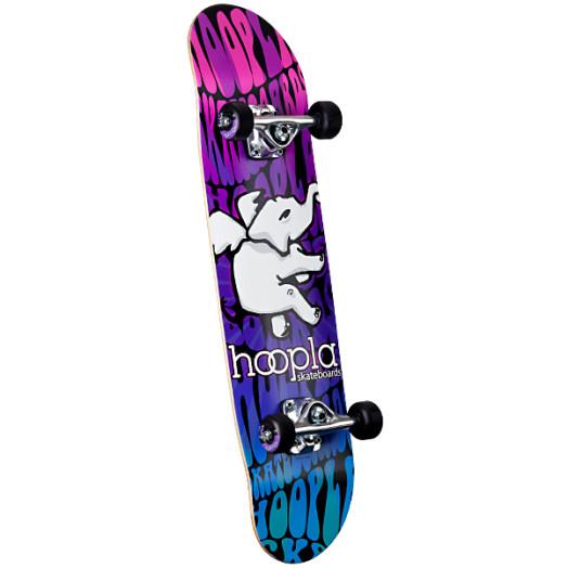hoopla hippie stick Complete Skateboard - 7.75 x 31.75