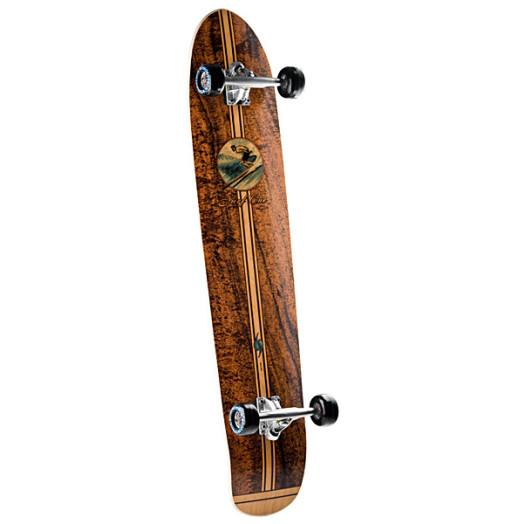 Surf One Diamond Head Complete Skateboard - 9.25 x 43.75