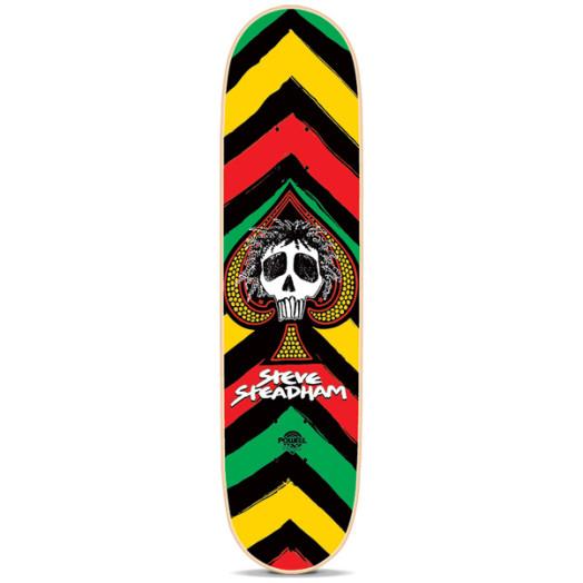 Powell Classic Steve Steadham Street Skateboard Deck - 8.25 x 32.5
