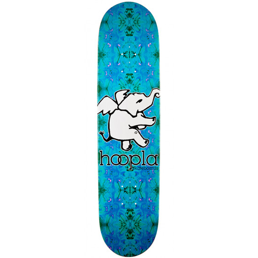 hoopla trippy deck 112 - 7.75 x 31.75