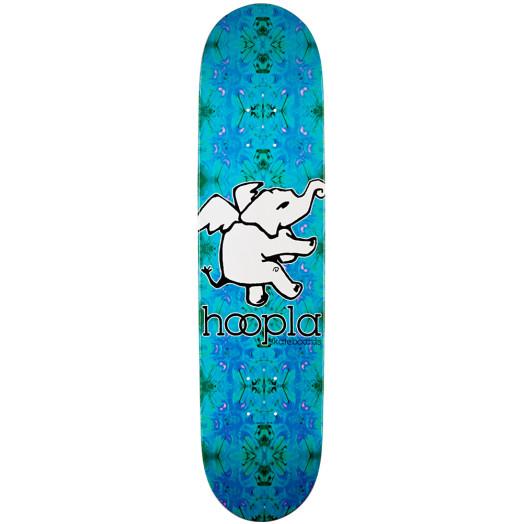 hoopla trippy Skateboard Deck 112 - 7.75 x 31.75
