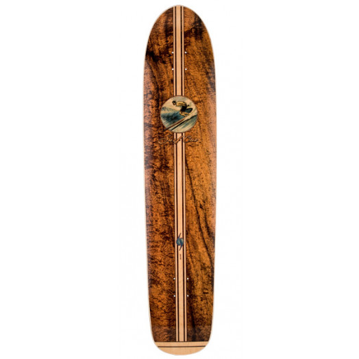 Surf One Diamond Head Skateboard Deck - 9.25 x 43.75