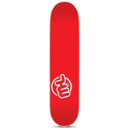Mini Logo 104 K7 Skateboard Deck - 7.625 x 31.625