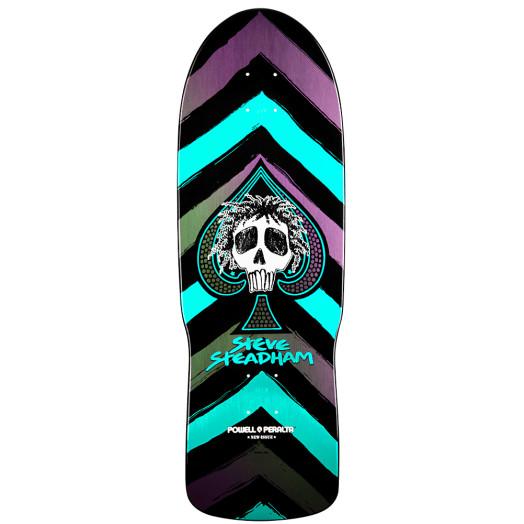Powell Peralta Steve Steadham Spade Deck - 10 x 30.125