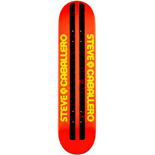 Powell Peralta LIGAMENT Pro Steve Caballero Faux Beamer Deck - 8 x 32.125