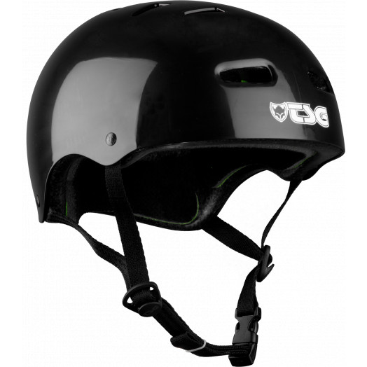 TSG SK8 Helmet - Injected Black