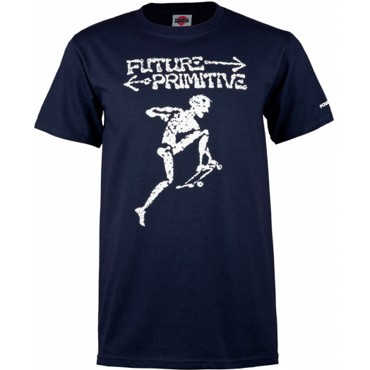 Powell Peralta Future Primitive T-shirt - Navy