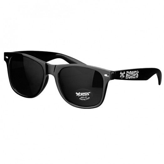 BONES WHEELS Rat Sunglasses - Black