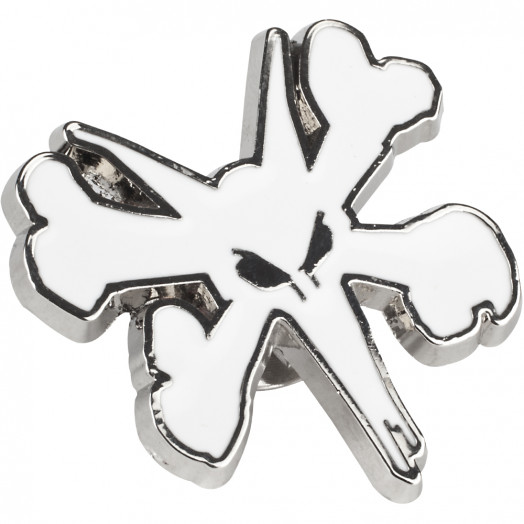 BONES WHEELS Rat Lapel Pin