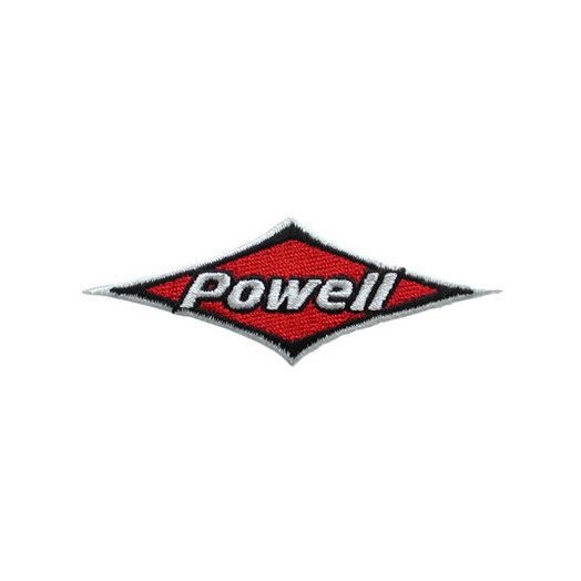 Powell Classic Diamond Logo Patch