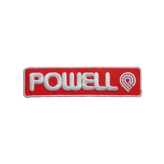 Powell Classic Logo Patches (6 pack)