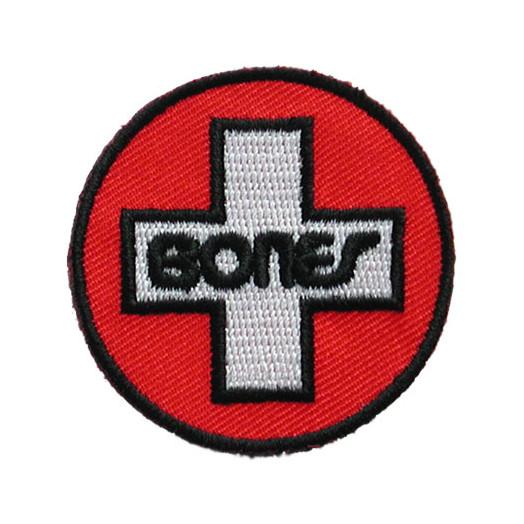 Bones Bearings Swiss Circle Patches (6 Pack)