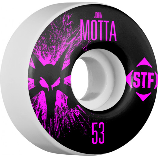 BONES WHEELS STF Pro Motta Team Wheel Splat 53mm 4pk