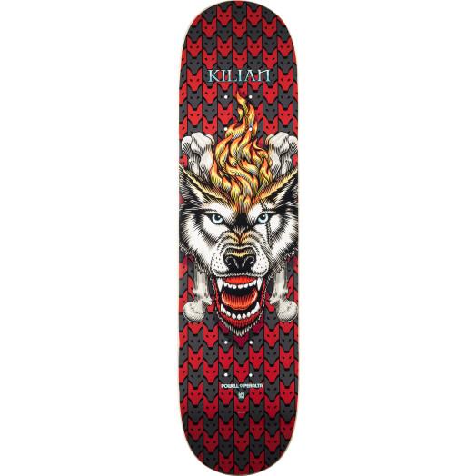 Powell Peralta Kilian Martin Wolf 6 Skateboard Deck - 8 x 31.45