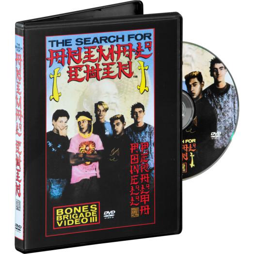 Powell Peralta Animal Chin DVD