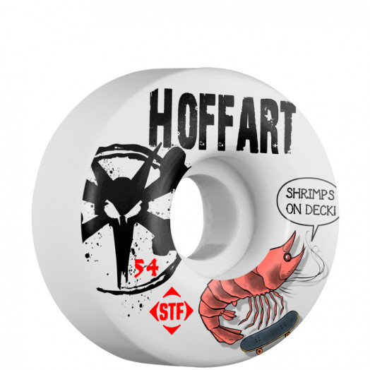 BONES WHEELS STF Pro Hoffart Shrimp 54mm (4 pack)