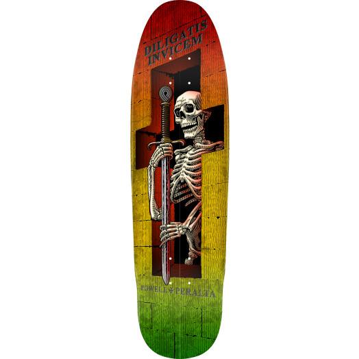 Powell Peralta FS Diligatis 4 Skateboard Deck Fade 8.5 x 30.5