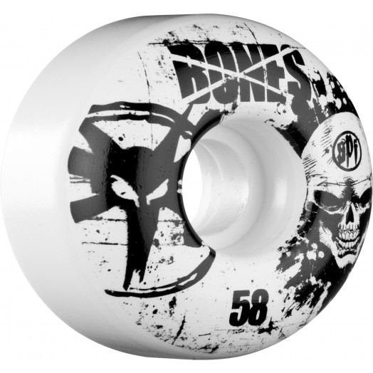 BONES WHEELS SPF Terminate 58mm (4 pack)
