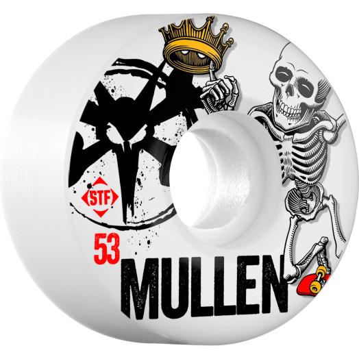 BONES WHEELS STF Pro Mullen Crown 2 53mm 4pk