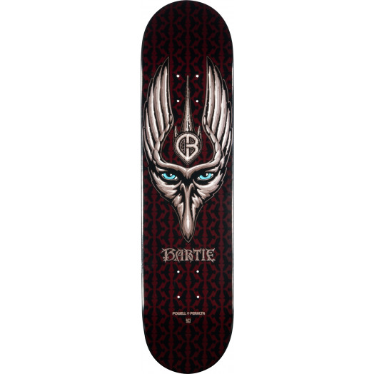 Powell Peralta LIGAMENT Pro Chad Bartie Crow Skateboard Deck - 8 x 32.125