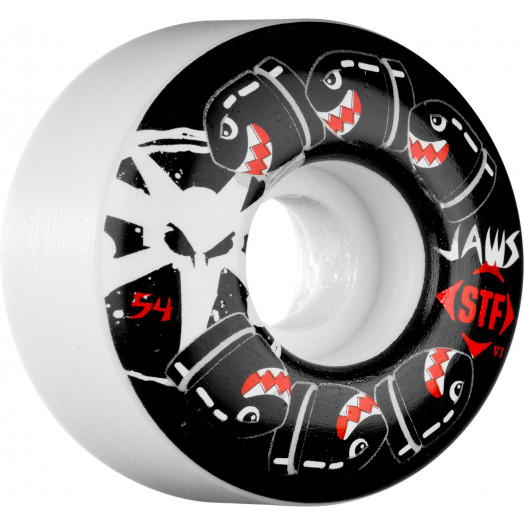 BONES WHEELS STF Pro Homoki Bill 54mm (4 pack)