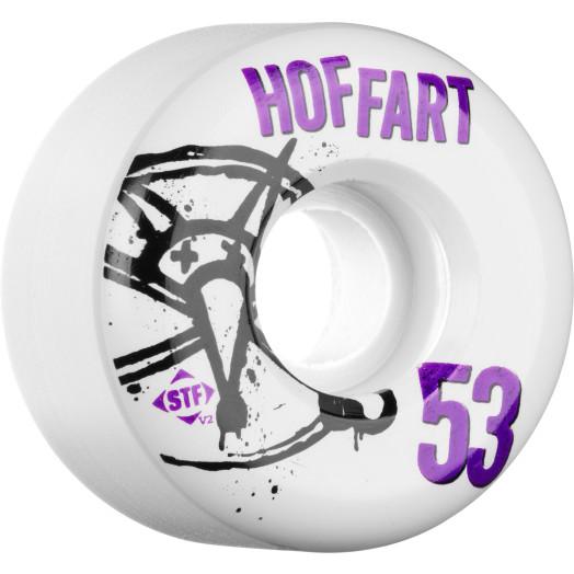 BONES WHEELS STF Pro Hoffart Numbers 53mm 4pk