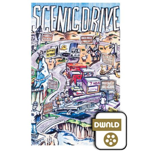 Powell Classic Scenic Drive SD Download
