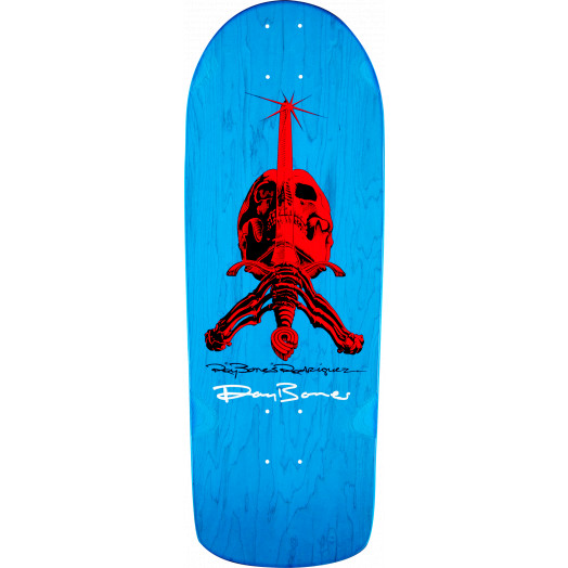 Powell Peralta Stacy Peralta  GFL Benefit Autographed Skateboard Deck - 8.5 x 32.875