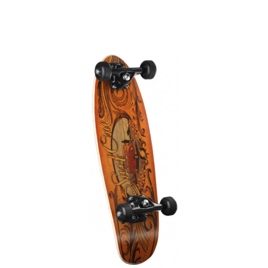 Surf One mini Micro Bus Complete Skateboard - 7.63 x 24