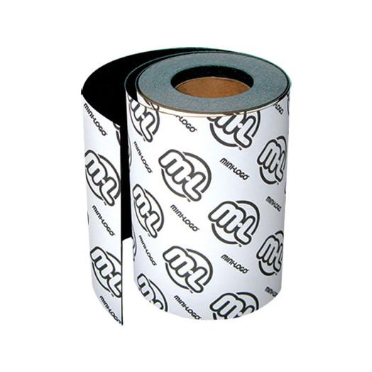 """Mini Logo Grip Tape 10.5"""" x 60"""" - Black (Roll)"""