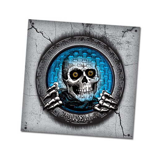 Powell Peralta Pool Light Ripper Banner