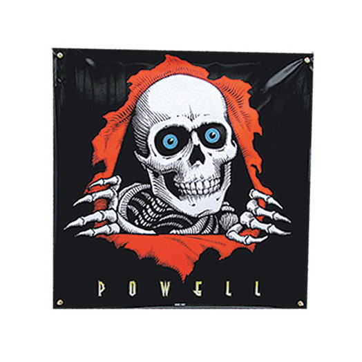 Powell Classic Ripper Banner