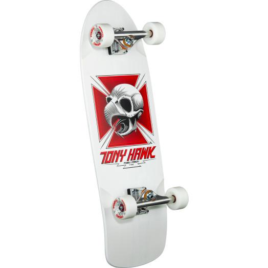 Bones Brigade® Tony Hawk Skull Reissue Deck Complete Skateboard Pink - 10 x 30.05