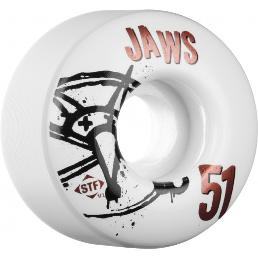 BONES WHEELS STF Pro Homoki Numbers 51mm 4pk
