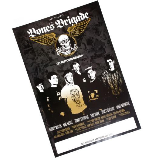 Bones Brigade An Autobiography Poster