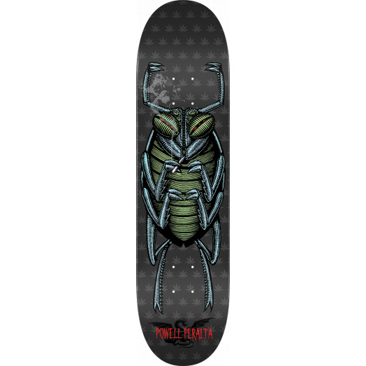 Powell Peralta Roach Skateboard Deck Blem Grey - 8.5 x 32.08