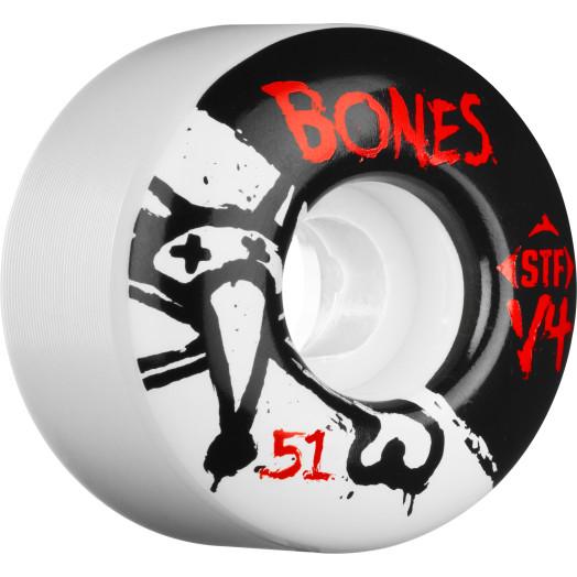 BONES WHEELS STF V4 Series 51mm (4 pack)