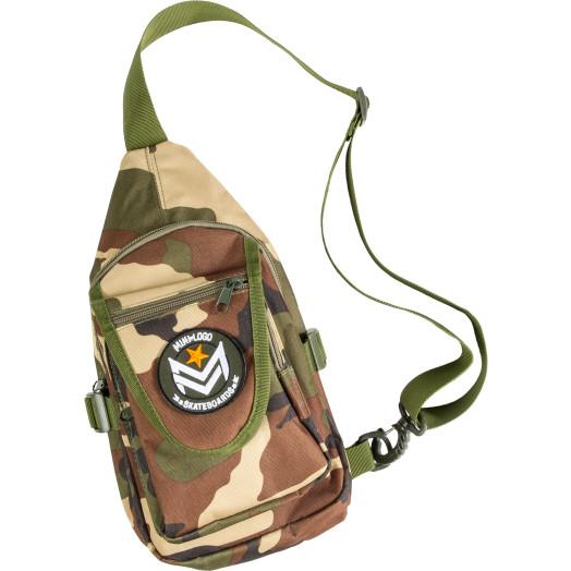 """Mini Logo Crossbody Bag 13"""" x 7"""""""