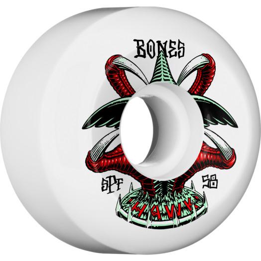 BONES WHEELS SPF Pro Tony Hawk Talon Skateboard Wheels P5 58mm 104A 4pk