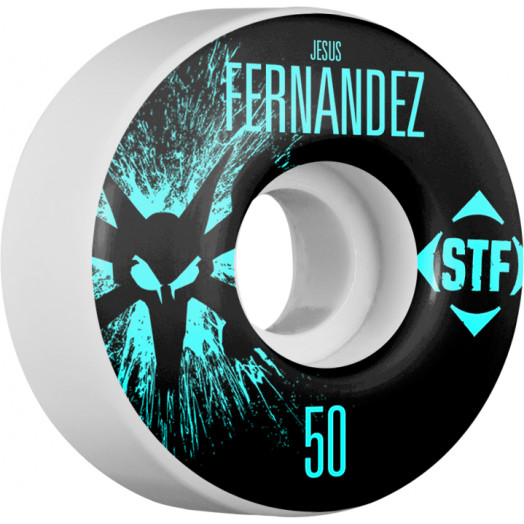 BONES WHEELS STF Pro Fernandez Team Wheel Splat 50mm 4pk