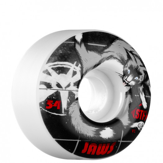 BONES WHEELS STF Pro Homoki Licker 54mm Wheel (4 pack)