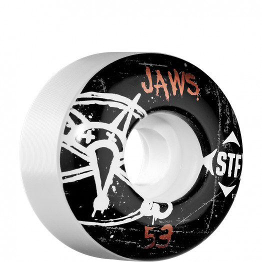 BONES WHEELS STF Pro Homoki Oh Gee 53mm (4 pack)