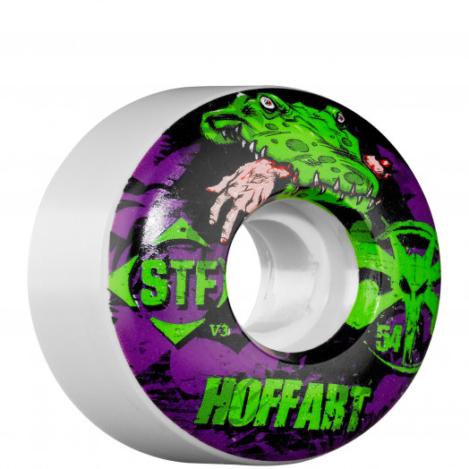 BONES WHEELS STF Pro Hoffart Gator 54mm (4 pack)