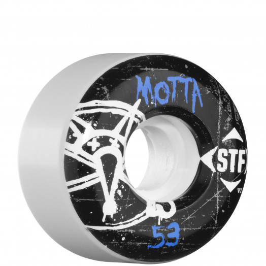BONES WHEELS STF Pro Motta Oh Gee 53mm (4 pack)