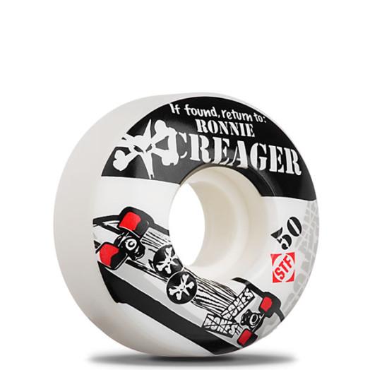 BONES WHEELS Ronnie Creager 50mm Street Tech Formula (4-pack)
