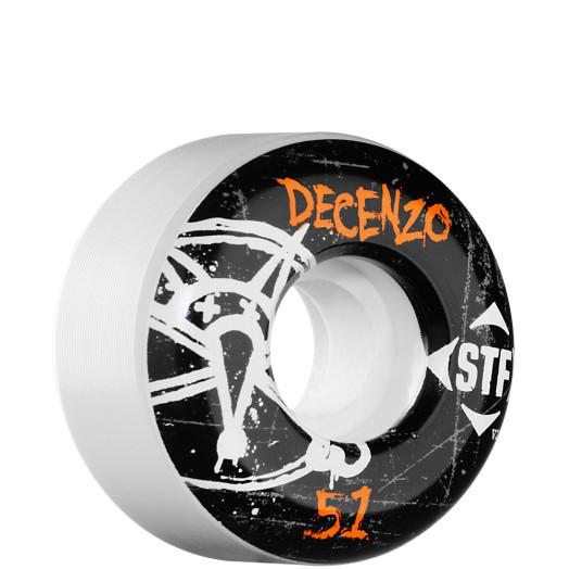BONES WHEELS STF Pro Decenzo Oh Gee 51mm (4 pack)