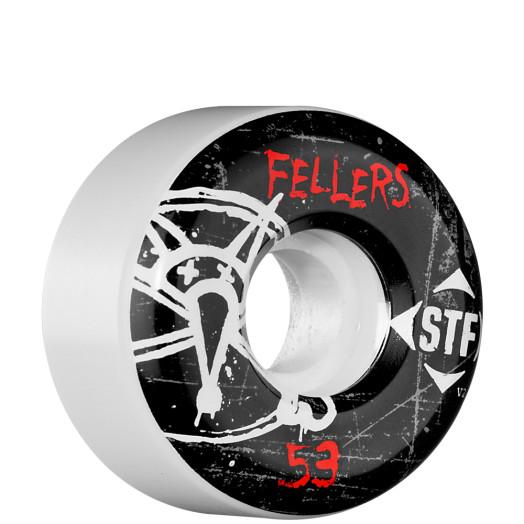 BONES WHEELS STF Pro Fellers Oh Gee 53mm (4 pack)